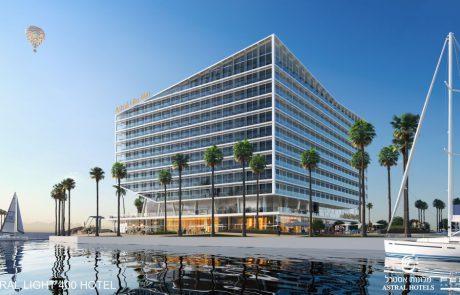 מלון אסטרל החדש באילת יהיה מלון לואו-קוסט ב-200 שקל ללילה