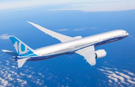 אייר ניו זילנד בחרה בדגם ה-787 דרימליינר החדש של בואינג