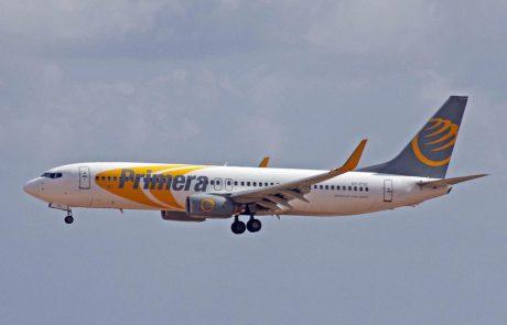 מדוע קרסה חברת התעופה פרימרה אייר?