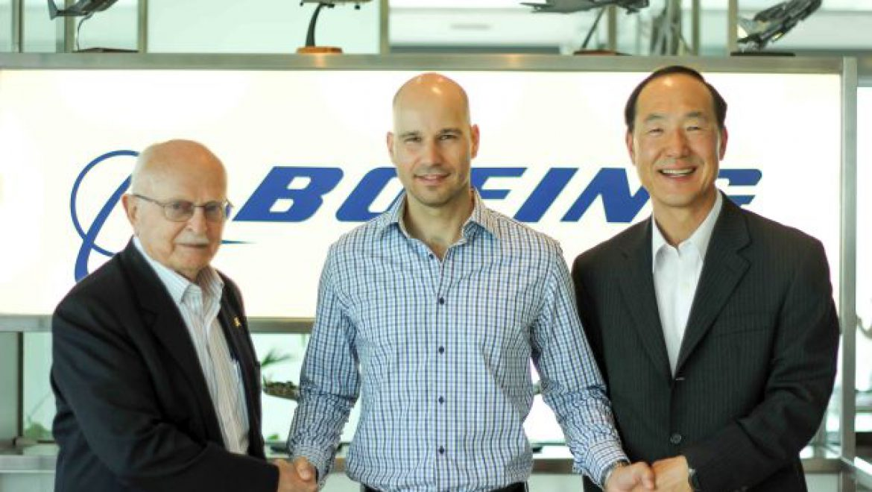 בואינג: תעופה בעידן התלת-ממד