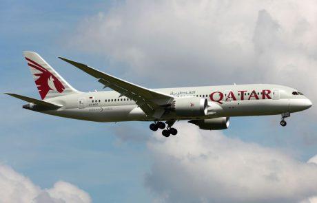 קטאר איירווייס הפכה לחברת התעופה הגדולה בעולם
