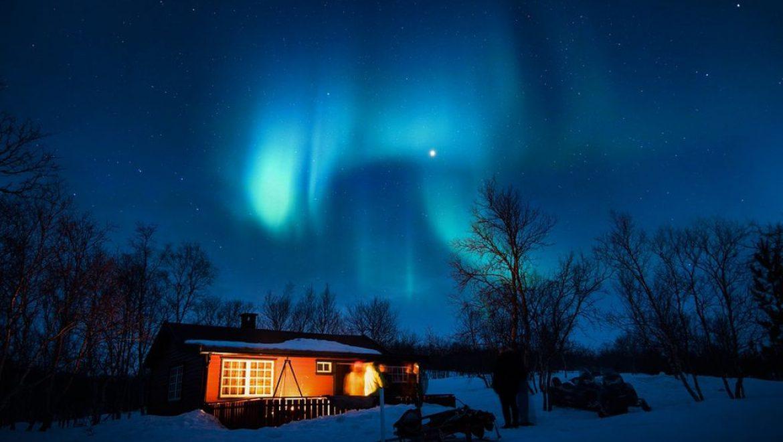 Agoda.com: המקומות המוארים ביותר לצפייה באורות הצפון
