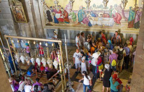 יעד משרד התיירות ל-2018 עודכן לכ-4 מיליון תיירים