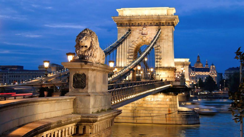 היעד הטוב ביותר באירופה לשנת 2019: בודפשט