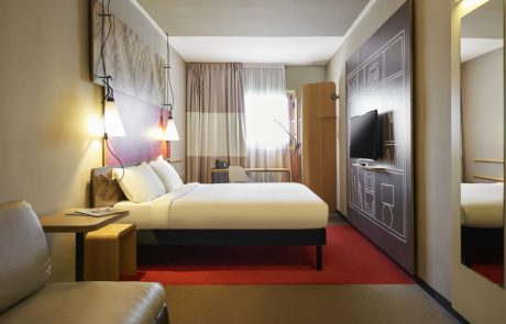 אות הוקרה למלון איביס ירושלים מאקספדיה