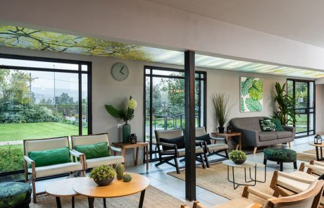"""מלון חדש לרשת המלונות """"מטיילים"""": ארץ דפנה"""