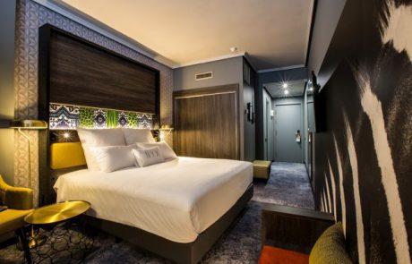 אולה: מלון NYX לפתאל במדריד