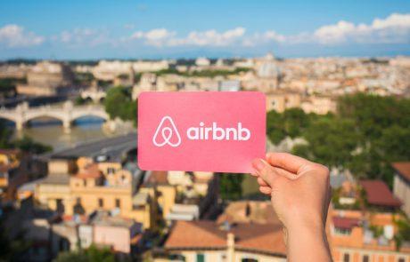 הזמנות בהיקף של יותר ממיליארד דולר ל-Airbnb ברבעון השלישי