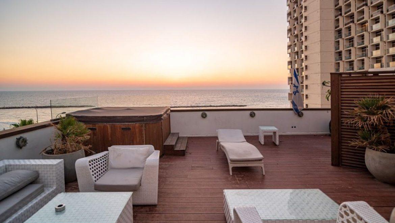 רשת מלונות אוליב פותחת עוד שני מלונות בתל אביב