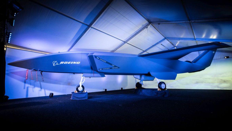 בואינג מציגה מטוס רב-תכליתי בלתי מאויש חדש