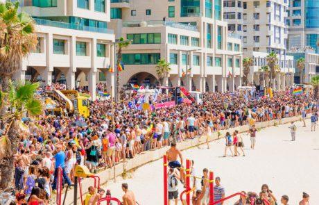 קפיצה של 6,000 שקל במחיר דירות נופש למצעד הגאווה
