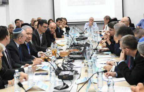 הממשלה התכנסה לדיון ומחמירה כניסה לישראל מאוסטרליה ומאיטליה