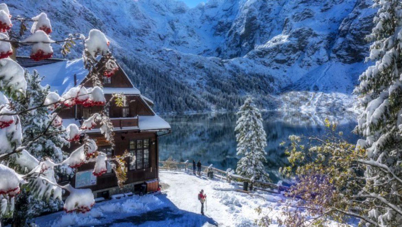 פולין מקדמת את אתרי הסקי והספא שלה