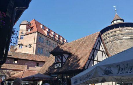 ריינאייר מודיעה על קו חדש לנירנברג שבגרמניה