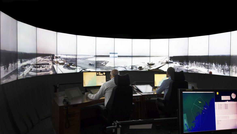 נמל התעופה הראשון ללא מגדל פיקוח צמוד נפתח בשבדיה