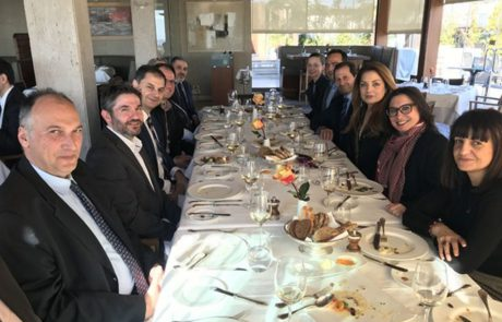 פגישת ECTAA אזורית התקיימה באתונה שביוון