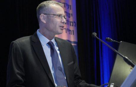 שר התיירות לוין: ללא תקציב מדינה מאושר, מינואר 2020 התיירות בסכנה