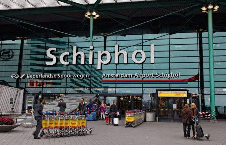 נסיון למנוע שביתה בנמל התעופה סכיפהול באמסטרדם