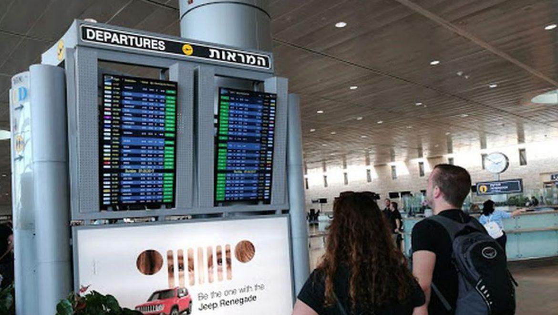 קרוב ל-4 מיליון יציאות ישראלים נרשמו במחצית הראשונה של 2019