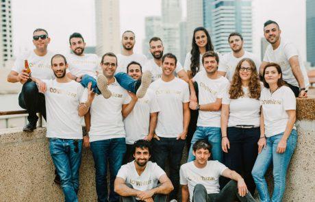חברת Whizar הישראלית השלימה סבב גיוס ראשון של 2.7 מיליון דולר
