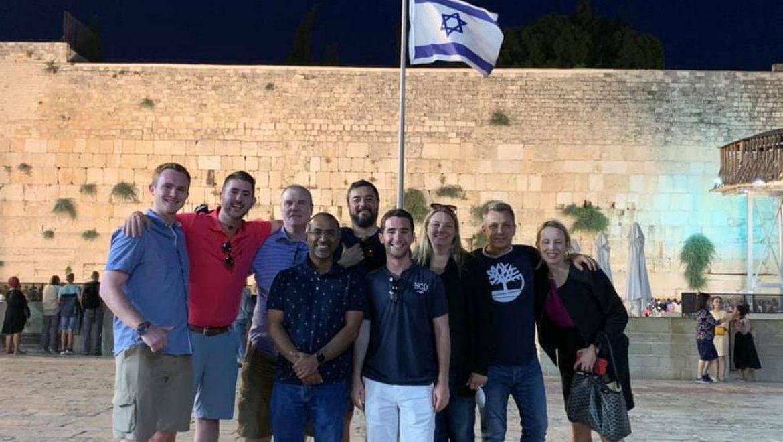 עובדי חברת הסייבר גארדיקור זכו לסיור מקיף בישראל