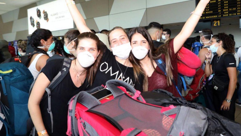 חילוץ הישראלים מפרו יצא לדרך