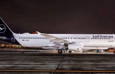 לופטהנזה הוכרזה כחברת התעופה הטובה באירופה