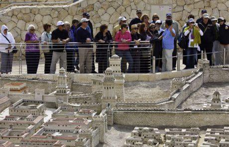 החג של החגים: עלייה של כ-9% בכניסות התיירים בחגי תשרי