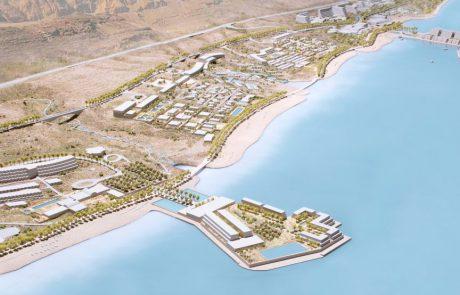 חיים חדשים לים המוות: 4 מלונות וכ-1,000 חדרים יוקמו בים המלח