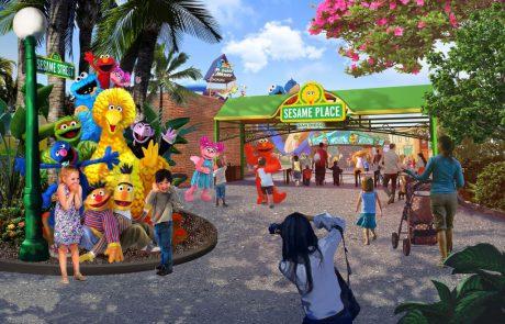 """חברת סי וורלד הכריזה על הקמת פארק """"רחוב סומסום"""" נוסף בארה""""ב"""