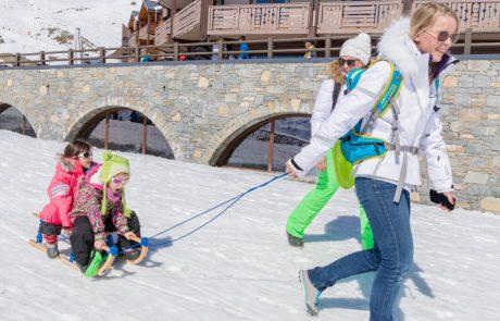 ירידת שלגים מרשימה מקדימה את פתיחת עונת הסקי באירופה