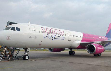 וויזאייר קיבלה את המטוס האחרון מדגם A321ceo