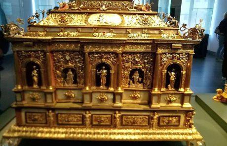מוזיאון דרזדן שבגרמניה נשדד מחלק מאוצרותיו