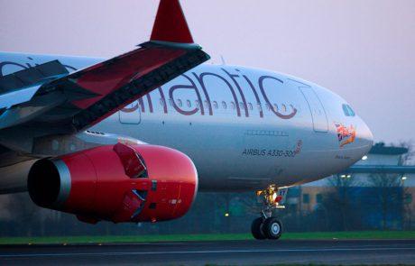 חברת התעופה וירג'ין אטלנטיק נערכת לפתיחת הקו לתל אביב