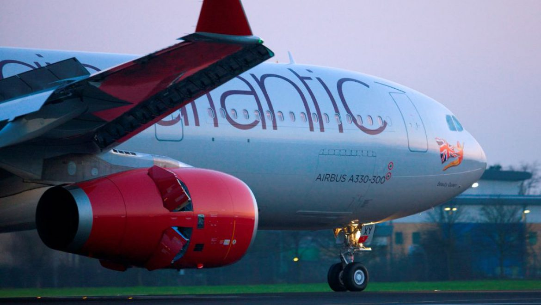 וירג'ין אטלנטיק שואפת להיות חברת התעופה השנייה בגודלה בבריטניה