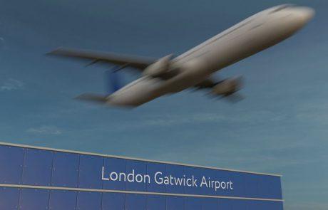 נמל התעופה גטוויק נפתח הבוקר לאחר שהיה סגור כמעט 36 שעות