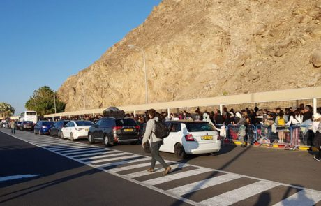 ירדו מצריימה: קרוב ל-110,000 ישראלים וזרים חוזרים לישראל