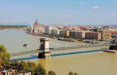 חגיגה יהודית וישראלית בבודפשט
