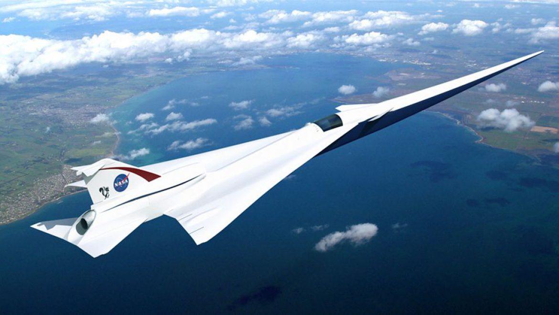 לוקהיד מרטין החלה בהרכבת מטוסעל קולי מסחרי שקט