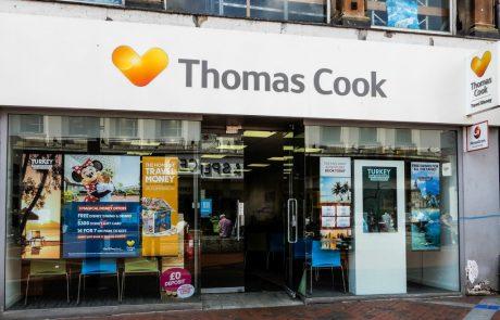 555 משרדי נסיעות של תומאס קוק פושטת הרגל נרכשו וישובו לפעול