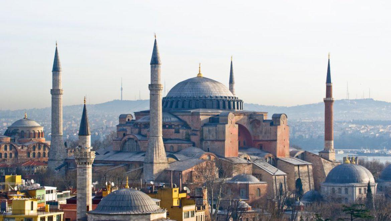 בית המשפט העליון בטורקיה דחה בקשה להפוך את איה סופיה למסגד