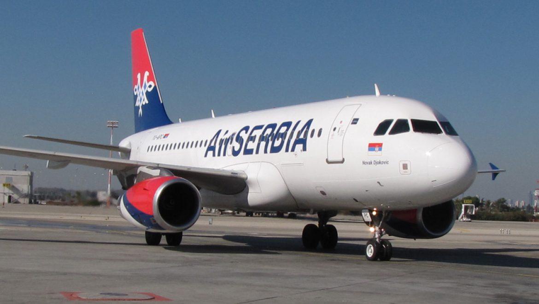 אייר סרביה תחזור להפעיל טיסות לתל אביב בחודש יוני