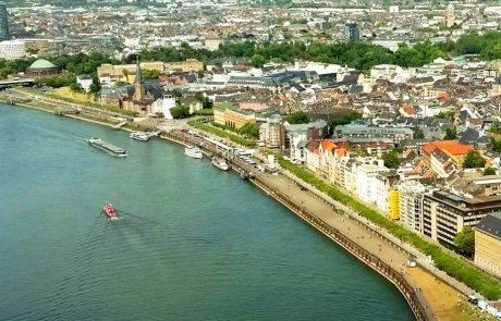 דִיסְלְדוֹרף, פנינה אדריכלית יפהפיה על גדות נהר הריין