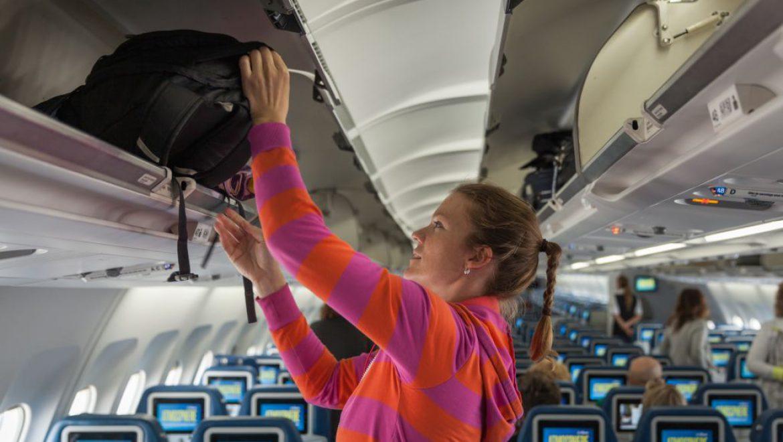 מגמת הטיסה בטרולי בלבד אחראית להצפה של פסולת פלסטיק