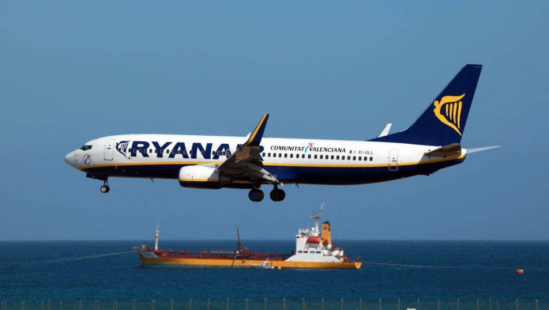 הטייסים של ריינאייר באיטליה הצביעו בעד הסכם העבודה בארצם