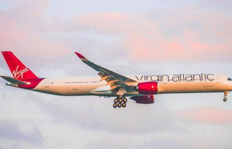 Virgin Atlantic חונכת את דגם ה-A350-1000 הראשון שלה
