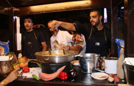 """כל מנה בעשר: פסטיבל """"עמים וטעמים"""" 2019 באשדוד"""