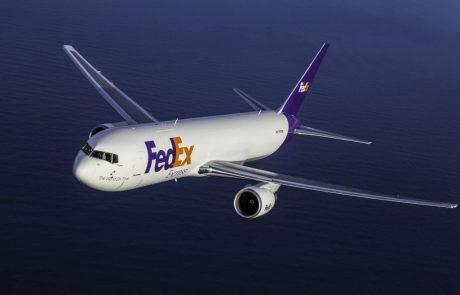 פדקס הוכתרה שוב כחברת תעופת המטען הגדולה בעולם