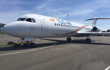 מועדון נוסע מתמיד חדש לחברת התעופהTUS AIRWAYS