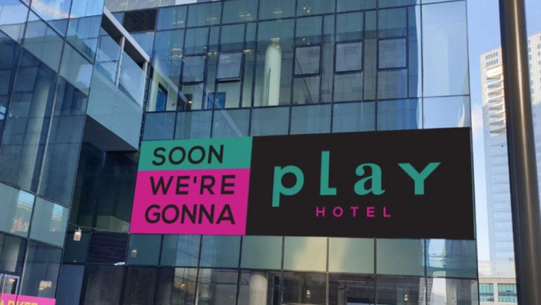 קבוצת ישראל קנדה תפתח רשת מלונות במותג PLAY HOTLES